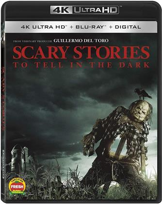 Scary Stories To Tell In The Dark (2019) (4K Ultra HD + Blu-ray)