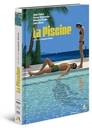 La Piscine (1968) (Collector's Edition, 4K Ultra HD + Blu-ray + DVD)