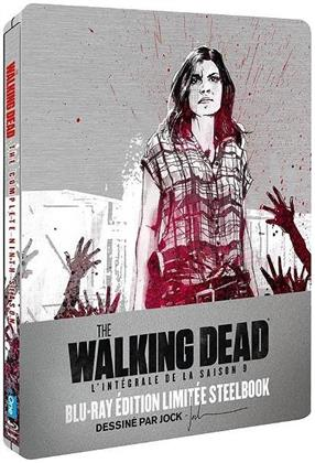 The Walking Dead - Saison 9 (Limited Edition, Steelbook, 6 Blu-rays)