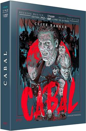Cabal - Nightbreed (1990) (Collector's Edition, 2 Blu-rays + DVD)