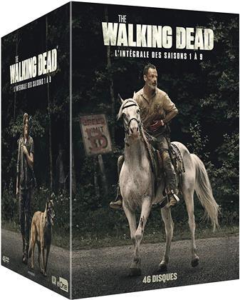 The Walking Dead - Saisons 1-9 (46 DVDs)