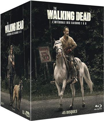 The Walking Dead - Saisons 1-9 (45 Blu-rays)
