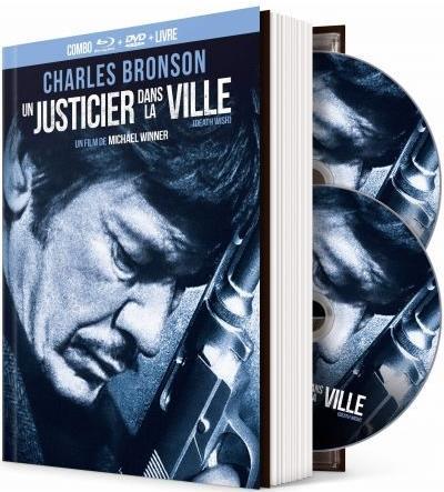 Un justicier dans la ville (1974) (Collector's Edition, Mediabook, Blu-ray + DVD)