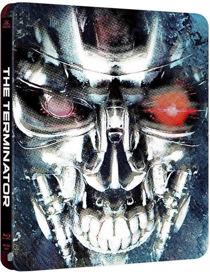 The Terminator (1984) (Limited Edition, Steelbook)