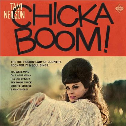 Tami Neilson - Chickaboom! (Colored, LP)