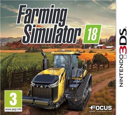 Landwirtschafts-Simulator 2018