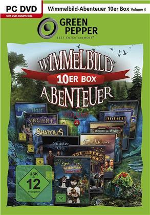 Green Pepper - Wimmelbild 10er Box Vol.4