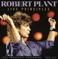 Robert Plant - Live Principles (2 CDs)