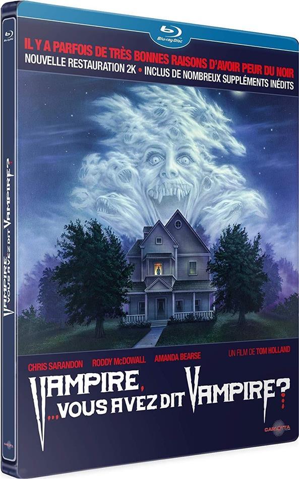 Vampire, ...vous avez dit vampire ? (1985) (Limited Edition, Steelbook)