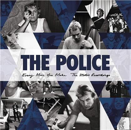 The Police - Every Move You Make: The Studio Recordings (Boxset, Deluxe Box Edition, Limited Edition, 6 CDs)