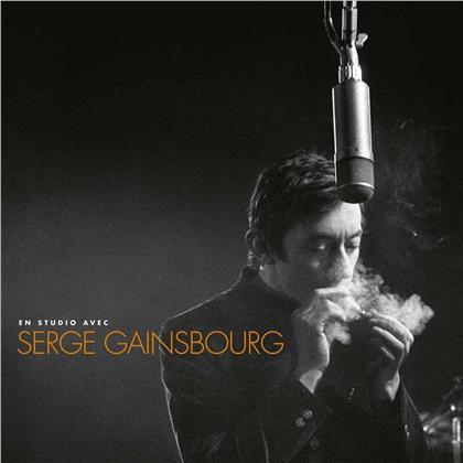 Serge Gainsbourg - En Studio Avec Serge Gainsbourg (3 CDs)