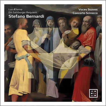 Concerto Scirocco, Voces Suaves & Stefano Bernardi - Lux Aeterna