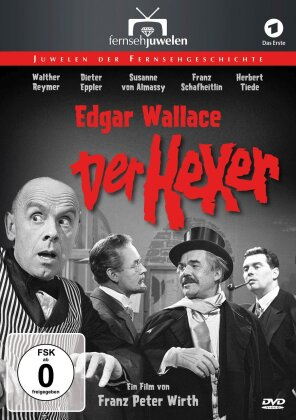 Der Hexer - Edgar Wallace (1956) (Filmjuwelen)