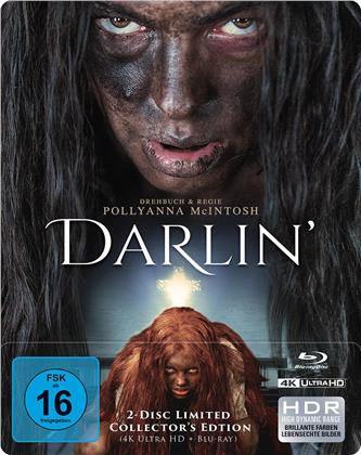 Darlin' (2019) (Limited Edition, Steelbook, 4K Ultra HD + Blu-ray)