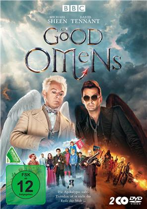 Good Omens (BBC, 2 DVD)