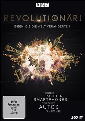 Revolutionär! - Ideen, die die Welt veränderten (BBC, 2 DVDs)