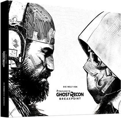 Ghost Recon Breakpoint Lösungsbuch - Die Welt von Tom Clancys