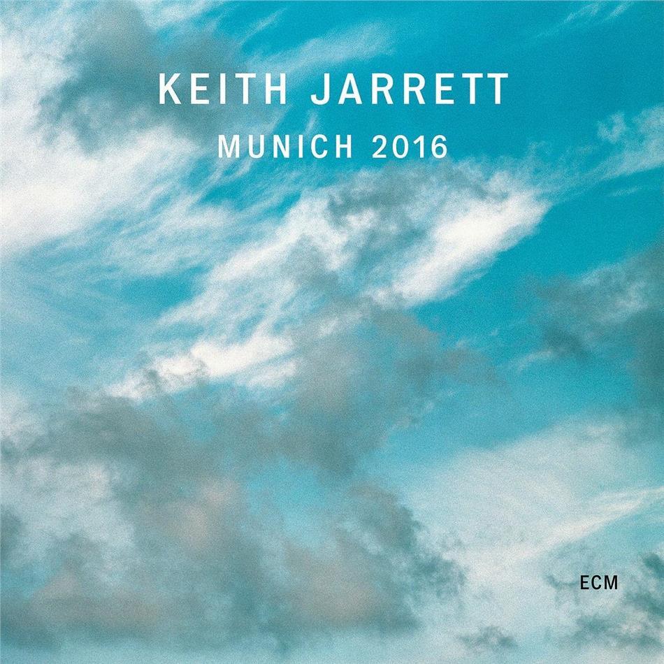 Keith Jarrett - Munich 2016 (2 LPs)