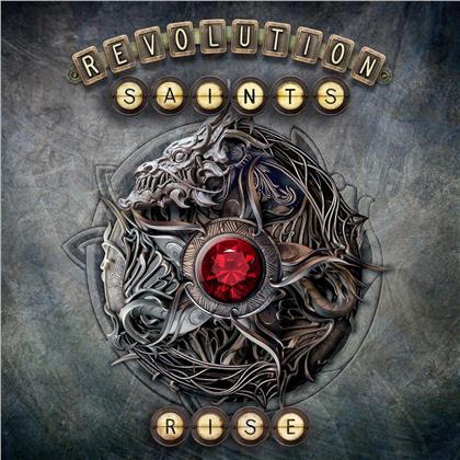 Revolution Saints (Blades/Aldrich/Castronovo) - Rise