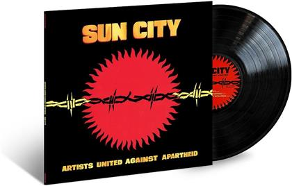 Artists United Against Apartheid - Sun City (2019 Reissue, LP)