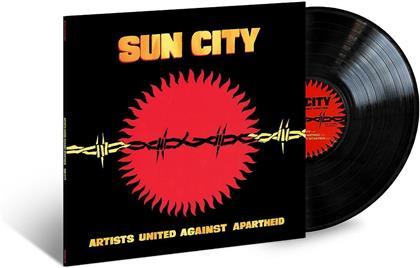 Artists United Against Apartheid - Sun City (2019 Reissue, LP)