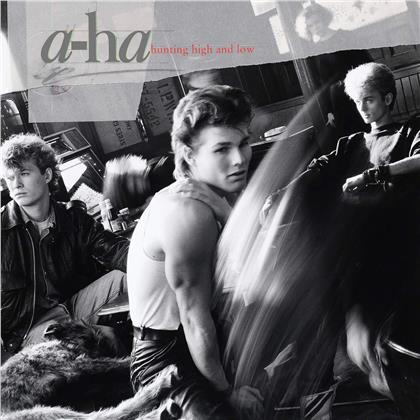 A-Ha - Hunting High And Low (Expanded Edition, 4 CDs)