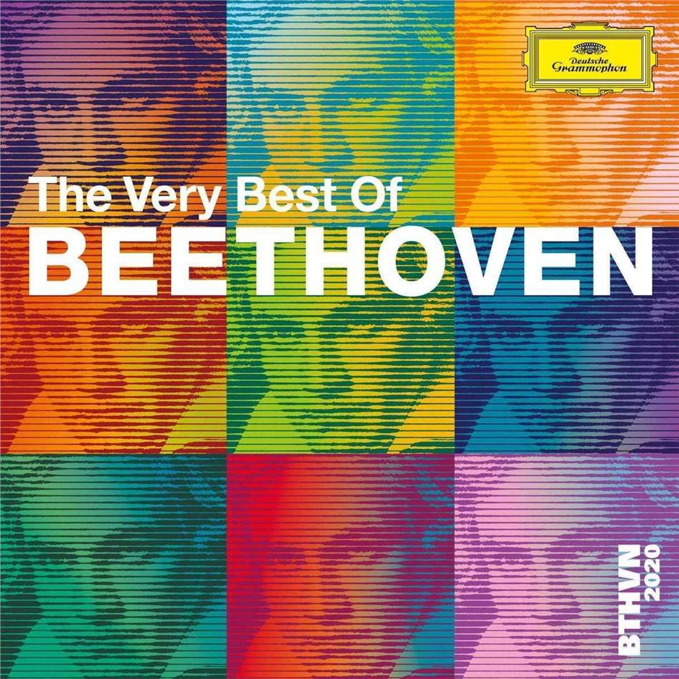 Ludwig van Beethoven (1770-1827) - Very Best Of Beethoven - BTHVN 2020 (2 CDs)