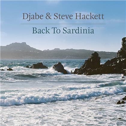 Djabe & Steve Hackett - Back To Sardinia (CD + DVD)
