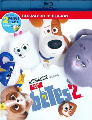 Comme des bêtes 2 (2019) (Blu-ray 3D + Blu-ray)