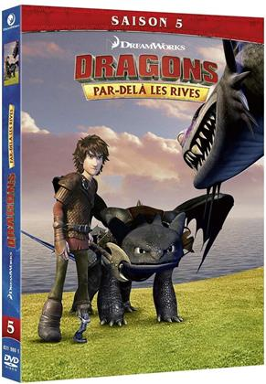 Dragons - Par-delà les rives - Saison 5 (2 DVDs)