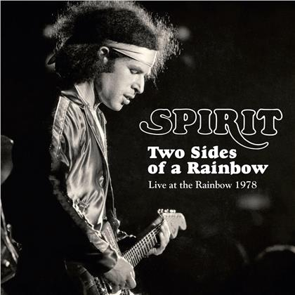 Spirit - Two Sides Of A Rainbow (2 CDs)