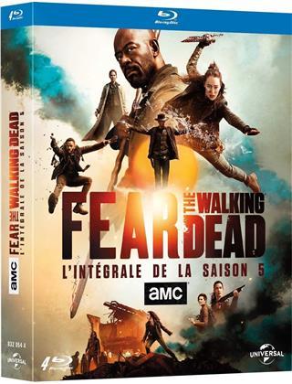 Fear the Walking Dead - Saison 5 (4 Blu-rays)