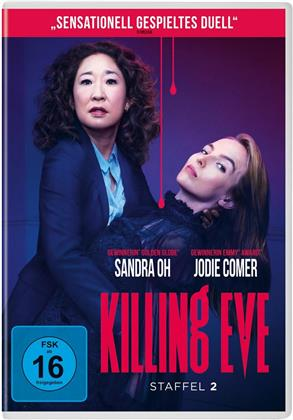 Killing Eve - Staffel 2 (2 DVDs)