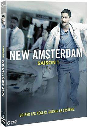 New Amsterdam - Saison 1 (6 DVDs)