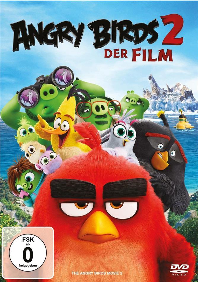 Angry Birds 2 - Der Film (2019)