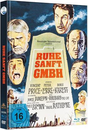 Ruhe Sanft GmbH (1963) (Limited Edition, Mediabook, Uncut)