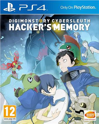 Digimon Story - Cyber Sleuth Hackers Memory