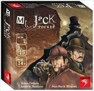 Mr. Jack Pocket (FR-EN-DE-NL-ES-EL)
