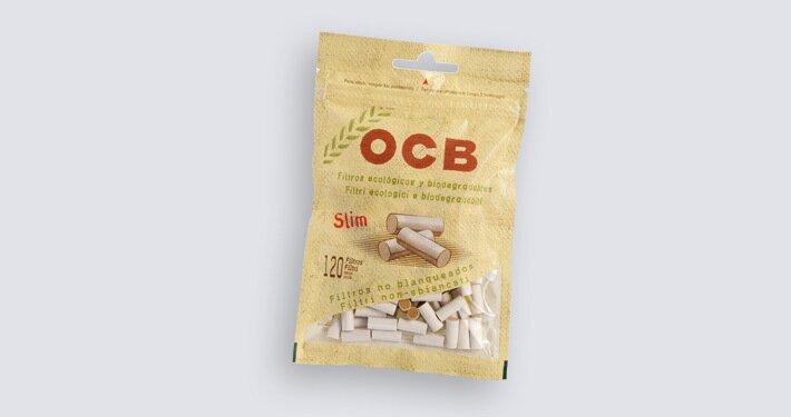 OCB Organic Bio Filter - 120 Filter