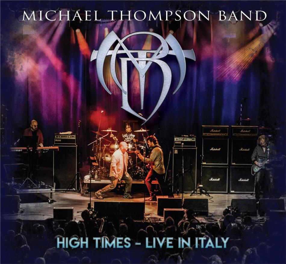 Michael Thompson - High Times - Live In Italy (CD + DVD)