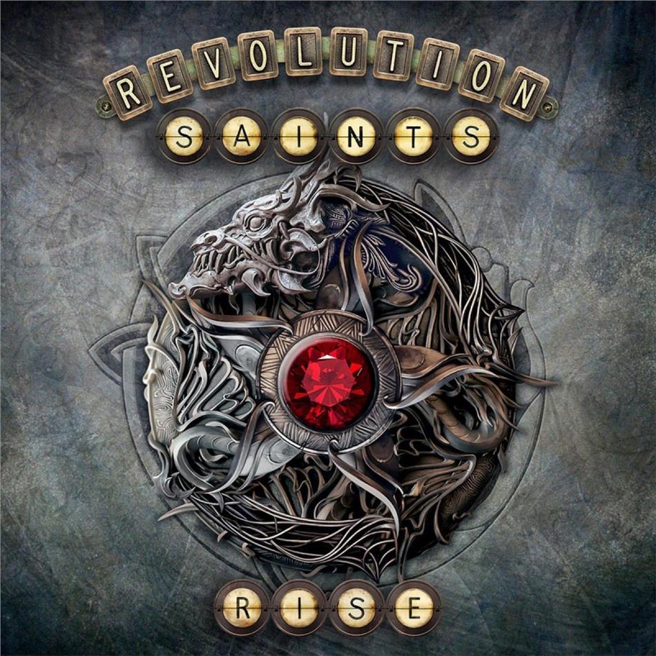 Revolution Saints (Blades/Aldrich/Castronovo) - Rise (LP)