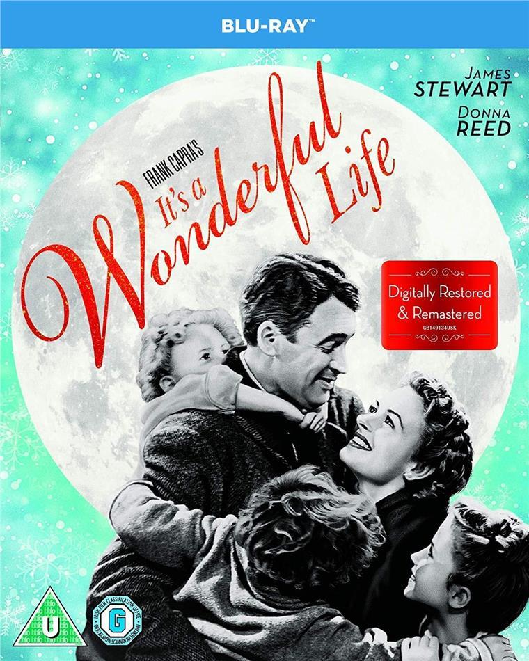 It's A Wonderful Life (1946) (Versione Rimasterizzata)