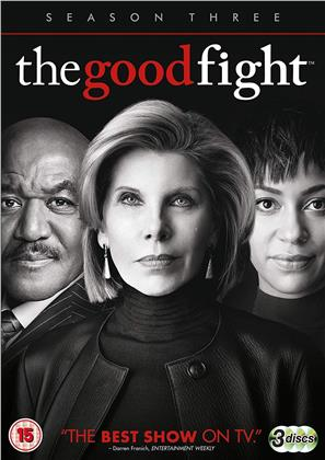 The Good Fight - Season 3 (3 DVDs)