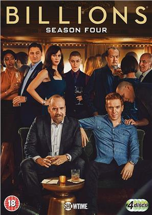 Billions - Season 4 (4 DVDs)