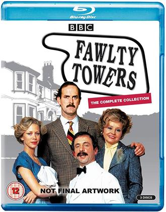 Fawlty Towers - The Complete Collection (3 Blu-ray)
