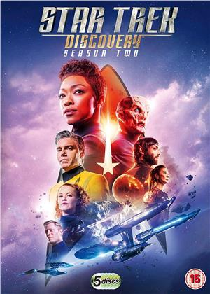 Star Trek Discovery - Season 2 (5 DVD)