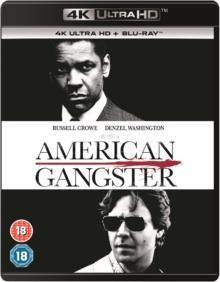 American Gangster (2007) (4K Ultra HD + Blu-ray)
