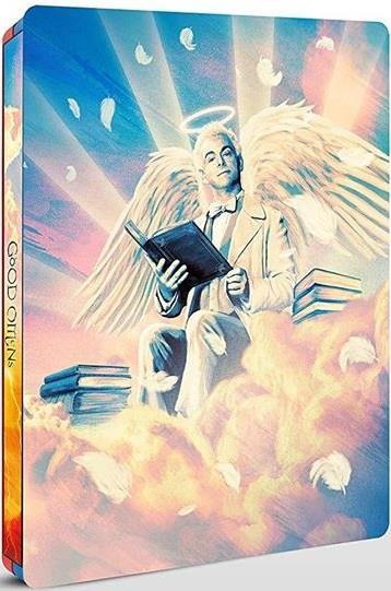 Good Omens (Steelbook, 2 Blu-rays)