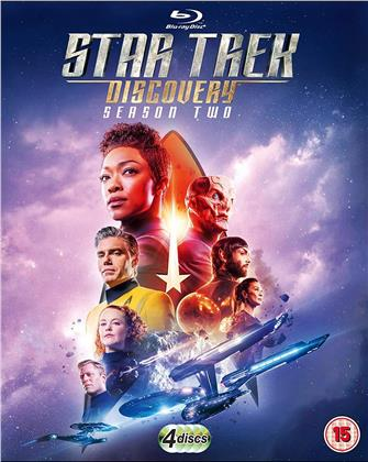 Star Trek Discovery - Season 2 (4 Blu-ray)