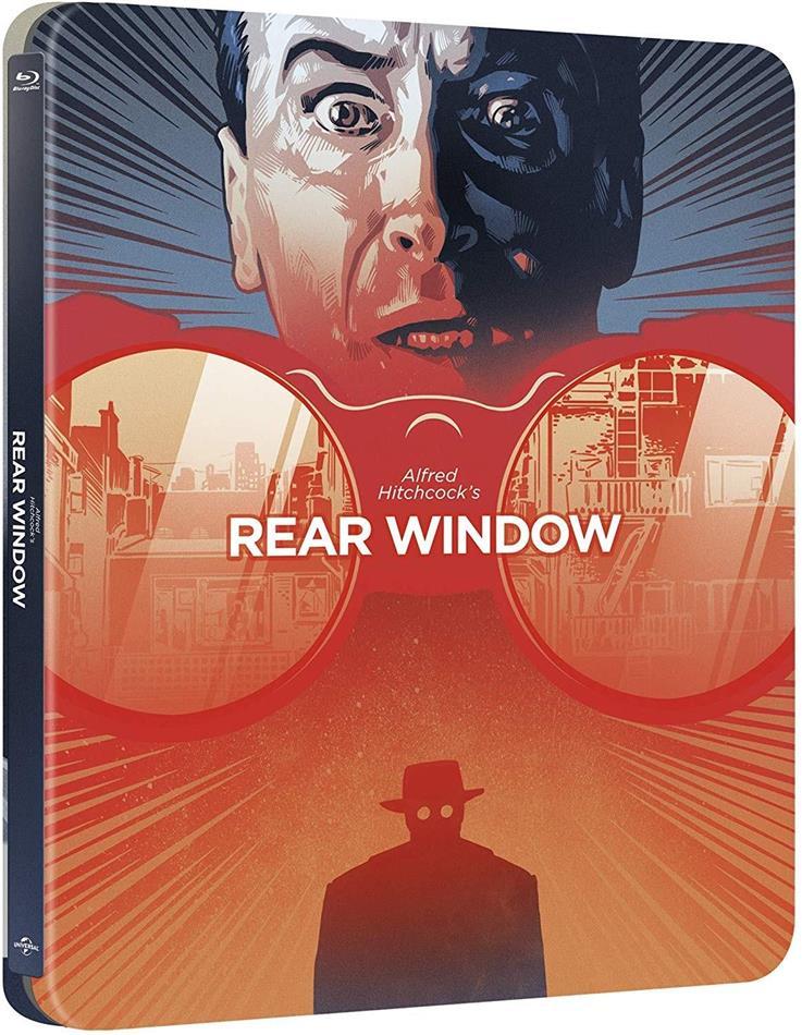 Rear Window (1954) (Steelbook)